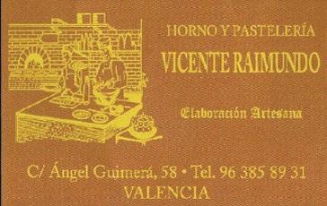 Horno Vicente Raimundo