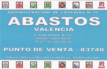 Loteria Abastos